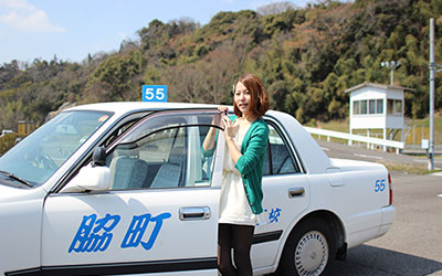 徳島わきまち自動車学校 合宿1